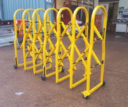 Marwood Group - Pedestrian Scissor Gate 1.jpeg