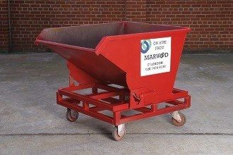 Marwood Group - Forklift Muck Tipping Skip 2.jpg